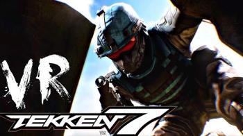 PS4「鉄拳7」 VRゲームプレイ映像が公開!