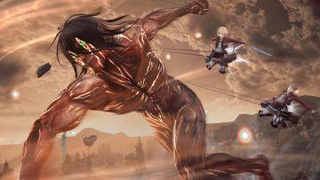 本日発売の「進撃の巨人2」、アマラン 9位Switch版 11位PS4版 32位VITA版