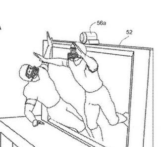任天堂が特許申請した『擬似3D』に関するイメージイラストwwwww