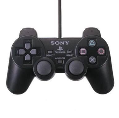 正直PS2のコントローラーは完成されすぎている