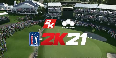 本格ゴルフゲー 「PGAツアー 2K21」が8/21発売決定、紹介トレーラー公開!Switch/PS4/XboxOne/PC 全機種確認!!
