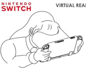 【朗報】任天堂さん、近未来のVRヘッドセットの特許を出願。これは流行る