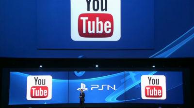 PS4 YouTubeアップロードに対応! Shareボタンで簡単共有
