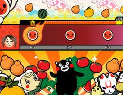 「太鼓の達人 Wii U ば~じょん」 4月無料楽曲は「初音ミクの消失」「ポケモンXY」「くまモン」などバリエーション多数!