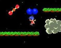 「大乱闘スマッシュブラザーズ」 3DS版では「バルーンファイト」が4人プレイで遊べるぞ♪