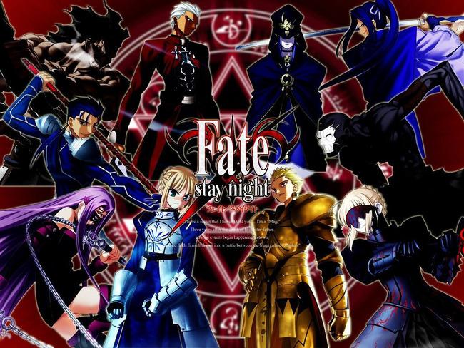 『Fateシリーズ』の人気って凄いよな