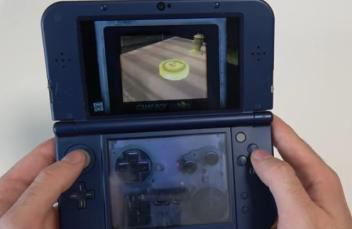 3DS「ルイージマンション」Cam撮り実機プレイムービーが公開!