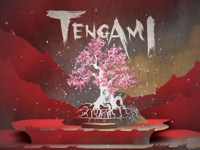 「TENGAMI」(テンガミ)が神ゲーくさいと俺の中で話題に