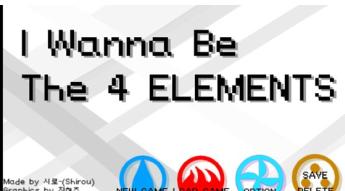 ゲーマーの心をへし折る超絶難度のアクションアプリ「I Wanna Be The Four Elements」が不評、好評、絶叫wwwww