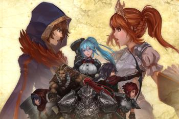 「フォールンレギオン(Fallen Legion)」PS4向け2D横スクアクションRPGが登場、配信日が1/31に決定 PV公開!