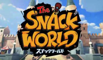 【速報】レベルファイブ、妖怪ウォッチに続く次世代大型プロジェクト『スナックワールド』を発表!スマホ/3DS向けに展開、TVアニメ、映画公開も予定!!