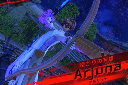 PS4/PSV「Fate/EXTELLA LINK」ショートプレイ動画『アルジュナ篇』『ダレイオス三世』篇が公開!