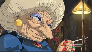 湯婆婆「光宙(ぴかちゅう)?贅沢な名だねエ…」