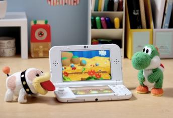 3DS「ポチと!ヨッシーウールワールド」 TVCM第2弾 & 第3弾が公開!