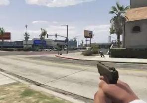 「GTA V」 改造Xbox 360で1人称MODを導入したムービー! これはすごいwww