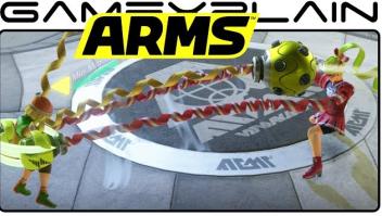 ニンテンドースイッチ 「ARMS」 ゲーム紹介映像が公開!