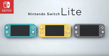 【海外メディア】Switch Liteを買いたくない8つの理由 Switch Liteは本当にSwitchか?