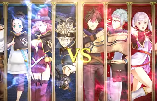 PS4「ブラッククローバー カルテットナイツ」プレイ動画『クリスタルキャリー』が公開!