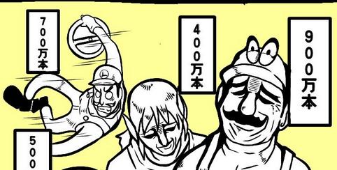 【悲報】ファミ通を皮肉った漫画に何故か某陣営が反応してしまう
