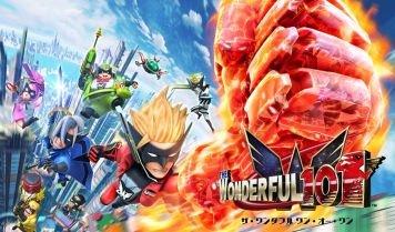 【プラチナ・神谷英樹】 Switch/PS4/Steam「The Wonderful 101: Remastered」プロモーション映像(60秒ver)公開!
