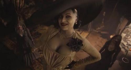 【画像】バイオハザード最新作の敵が身長3mの美魔女なった件