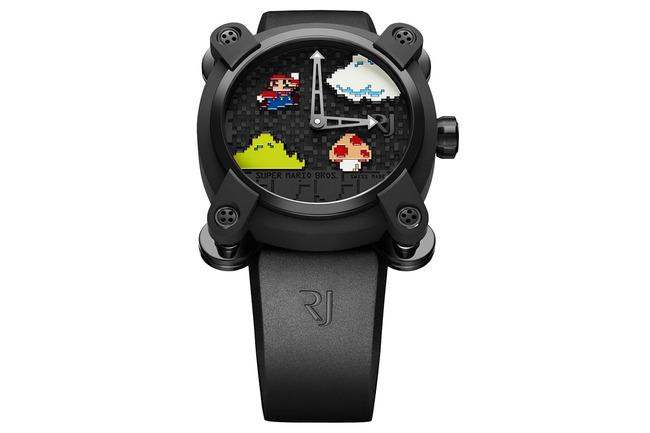 「スーパーマリオ」の腕時計、230万円!!たけえええええ…
