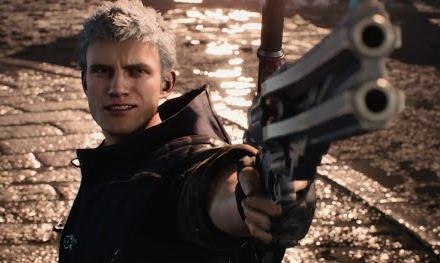 「デビルメイクライ5」Gamescom 2018 出展映像 & 直撮りプレイムービーが公開!