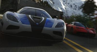 PS4「ドライブクラブ」 ローンチ迫るレースゲー最高峰、TGSよりスピード感溢れる直撮りプレイ動画が到着!!