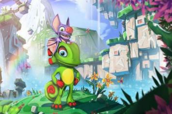 「バンジョーとカズーイ」の精神的後継作『Yooka-Laylee』 新たなゲームプレイ映像が公開!