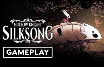ホロウナイト新作 「Hollow Knight: SilkSon」プレイ動画が公開!