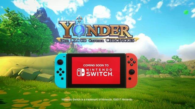 【真のゼルダ】Switch版「Yonder」が発売決定!国内PS4版発売からわずか3週間で新要素も実装!!