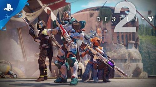 「Destiny 2」 オープンベータが7/17よりスタート、PS+未加入でもプレイ可能!コンテンツ紹介トレーラー公開!!