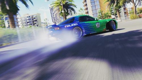Forza新シリーズ「Forza Street」公開!ニトロを貯めて豪快に加速する新システムが登場