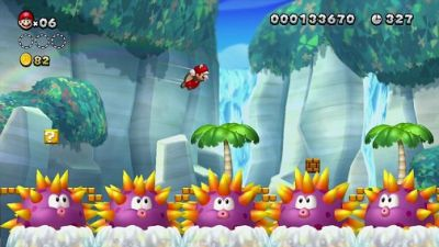 【驚愕】WiiからWiiUのグラフィック進化が凄まじすぎると話題にwwwwwwwwww 【画像】