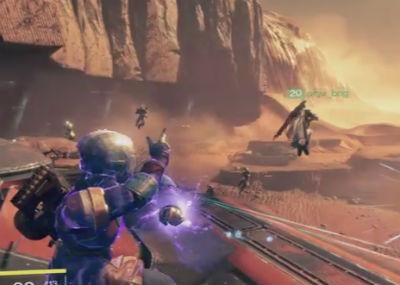 「Destiny」 リリースに向けて視界よし!gamescom最新トレーラー