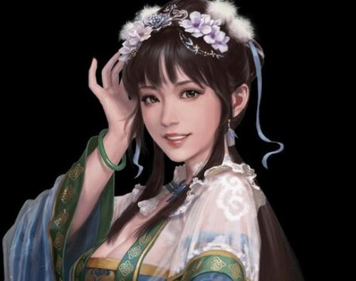【朗報】コーエー王元姫さん、三國志最新作でさらに美しくなられる