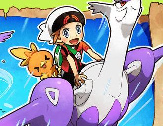 3DS「ポケモンORAS」 今度は空も舞台!ホウエン地方を飛び回れるぞ!! 最新情報一挙公開!