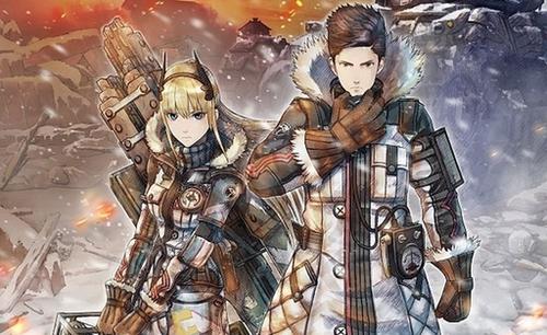 Switch版「戦場のヴァルキュリア」 発売日が9/27に決定!