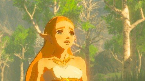 任天堂「ゼルダ姫の眉毛が太いと話題になったのがすごく意外だった」
