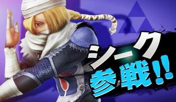 "Wii U「ゼルダ無双」 新たに シーク、ダルニア、ルトが""操作可能キャラ""として参戦決定!!"