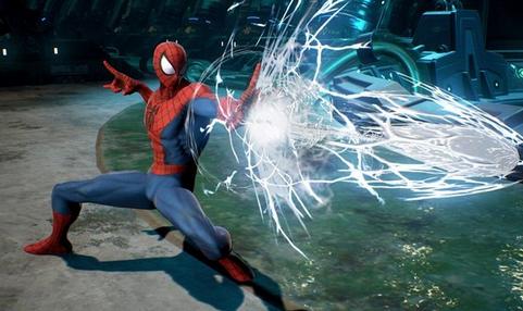 PS4/XB1/PC 「マーベル VS. カプコン:インフィニット」 キャラクター紹介映像第1弾が公開!スパイダーマンとフランク・ウエスト