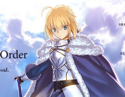 スマホ向け「Fate/Grand Order」 公式サイトオープン!キービジュアル、キャスト情報などが到着!!