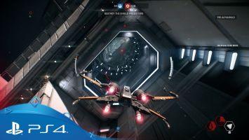「スターウォーズバトルフロント2」 PS4 Pro版プレイ映像が公開!!