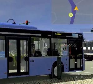 今度はバス運転手シミュレーター! 「Munich Bus Simulator」Steamでリリース
