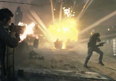 Xbox One「Quantum Break」 新たなゲームプレイ映像が公開!