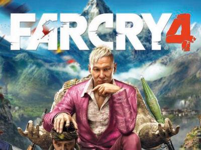 (速報) シリーズ新作「ファークライ4」 11月18日発売決定! 対応ハードはPS4/PS3/Xbox One/Xbox 360/PCに! Uちゃん・・・