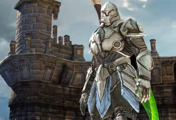 iOSで人気のアクション「Infinity Blade」がXbox One向けにもリリース決定!Kinect仕様の体感ゲームになるらしい