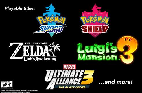 任天堂「E3でルイマン3、ゼルダ夢島、ポケモン剣盾の最新情報を公開する」