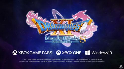 【速報】「ドラゴンクエスト11S」、PS4版発売決定キタ━━━(`・ω・´)━━━ッ!! ほかXbox・Steamでも発売、12/4リリース!!