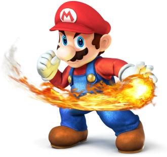 任天堂が新作「マリオメーカー」をE3で発表!?会場・任天堂フロアの画像からリーク!!